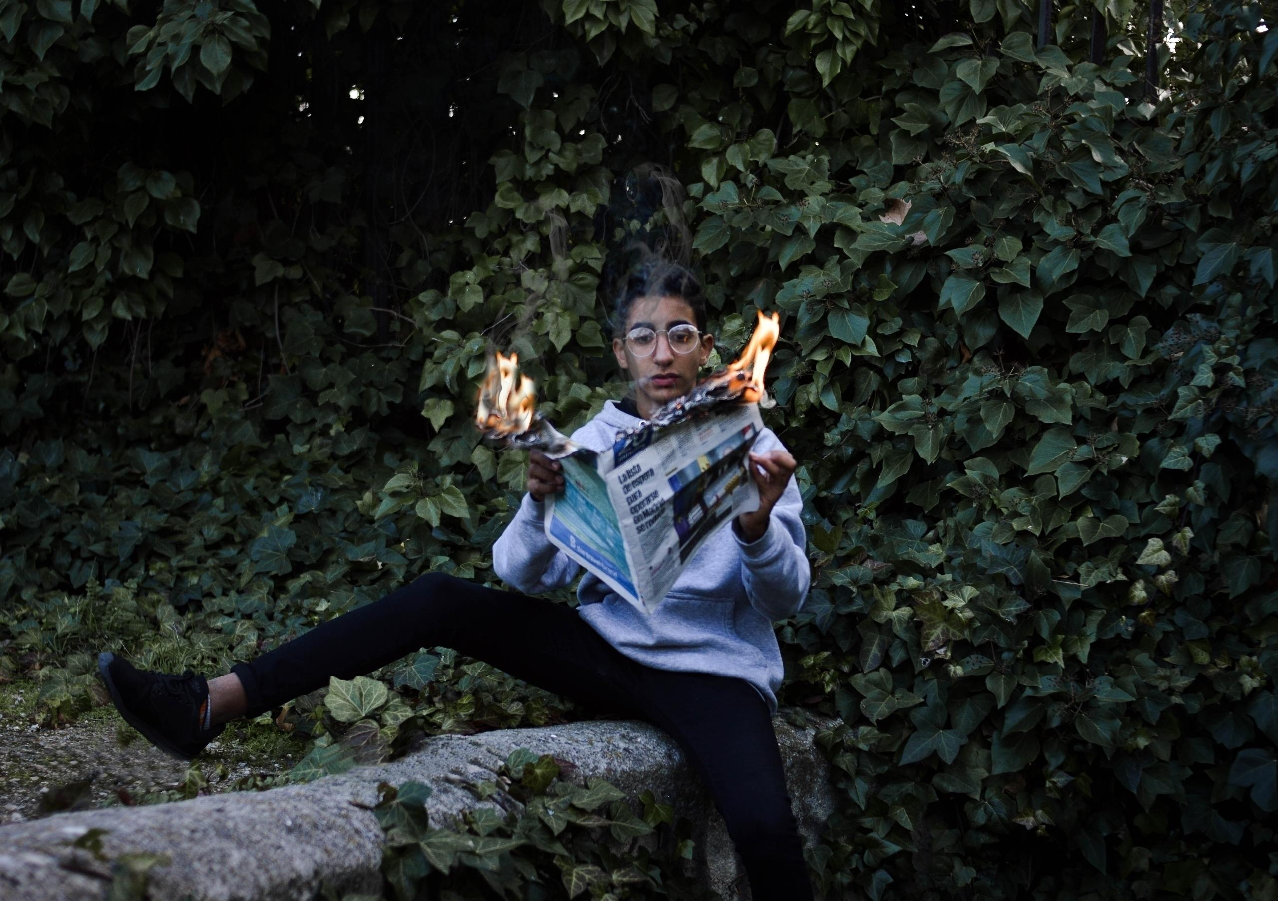 burning º - model, fashion, photographer - aayubess | ello