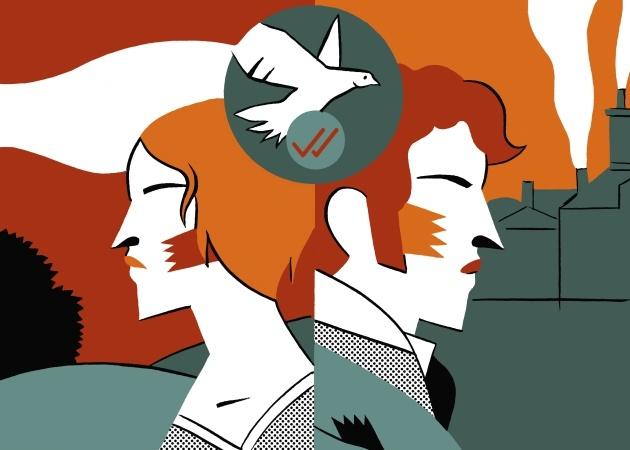Illustrations Verne Magazine, t - carlaberrocal | ello