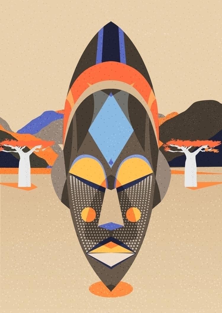 Africa Stefania Grippaldi 2017  - ideasfly | ello