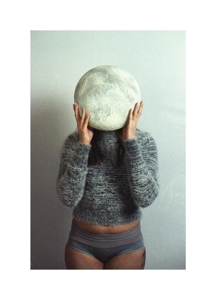 moon - film, fashion, portrait, model - cliftonloosier | ello