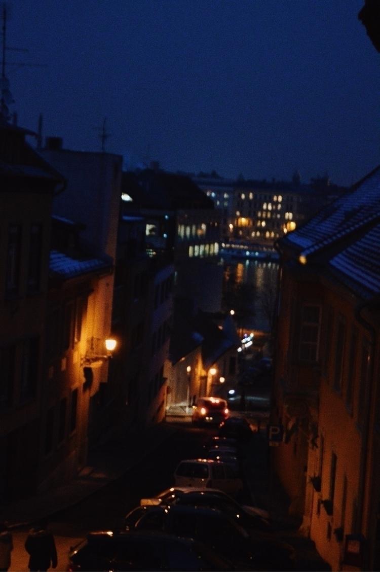 night, noche, picture, photography - laucolombo | ello