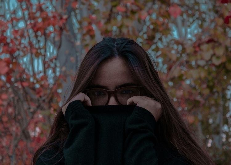 shy autumn leaves - noitaph | ello