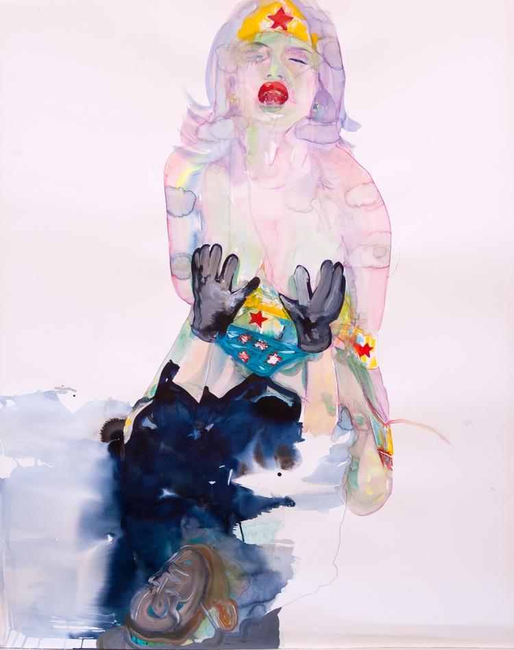 120 160 Art love Ink acrylics p - poespas | ello