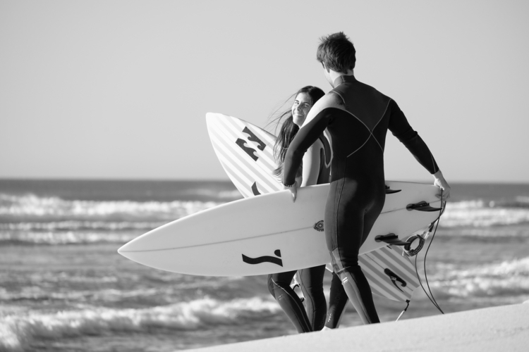 Surf friends - streetphotography - petersimmons | ello