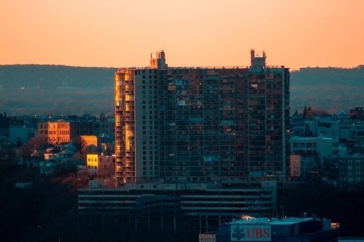 blues views.  - landscape, NYC, manhattan - _siv | ello