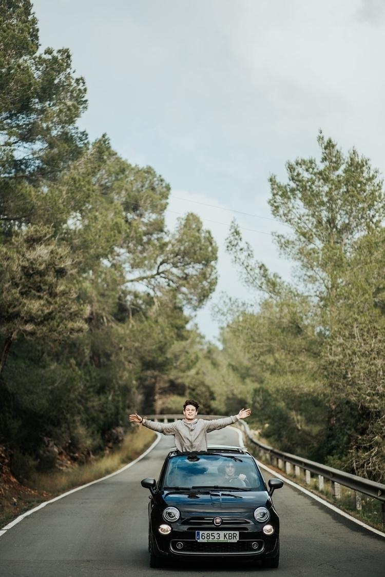 Ibiza roadtrip - maxcanals | ello
