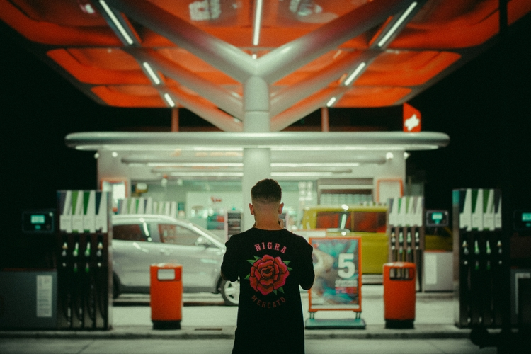 Gas Fashion Lionel - carameluh | ello