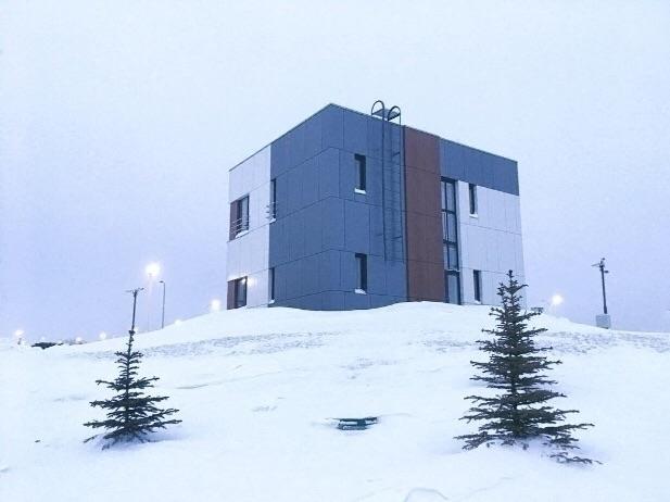 landscape, winter - lisch   ello