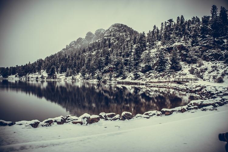 la nieve en su totalidad - fotosjoselopez - fotografojoselopez | ello