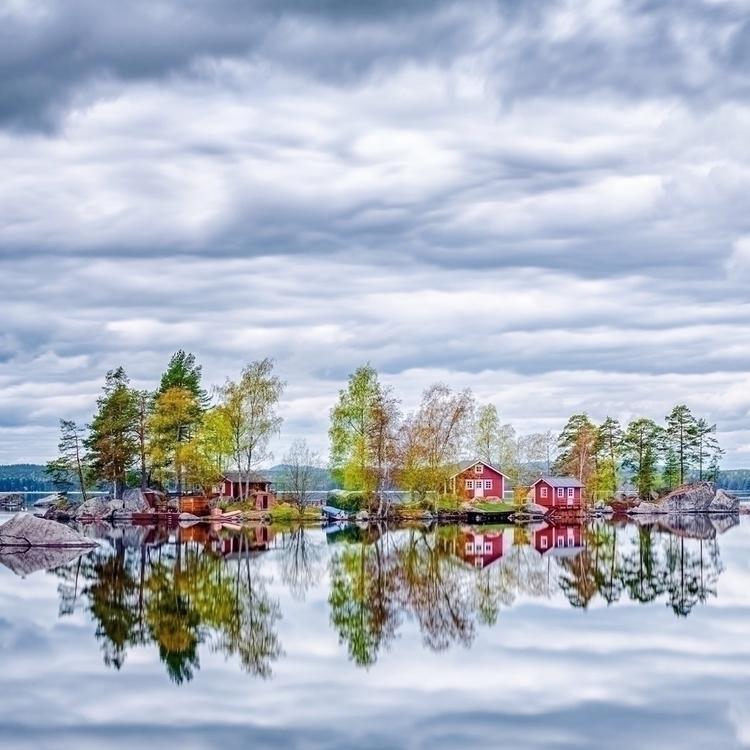 perfect Mirror. trip Sweden. ty - muehlbacher | ello