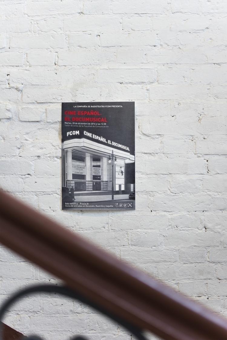 Diseño del cartel entradas para - g___lobo | ello