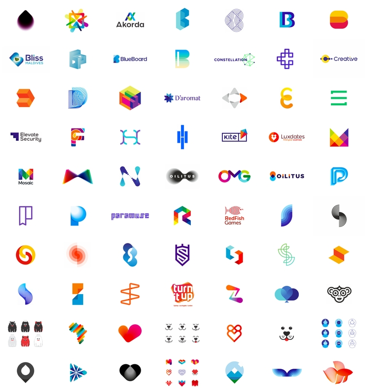 Logo Design projects 2017, Alex - alextass | ello