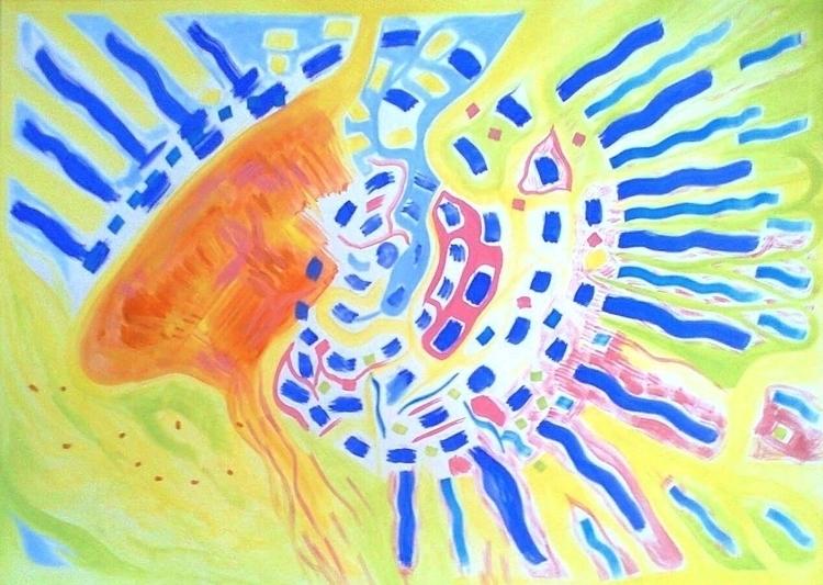 Olga. artist Ukraine. ALiSA sig - olgapetrenko | ello