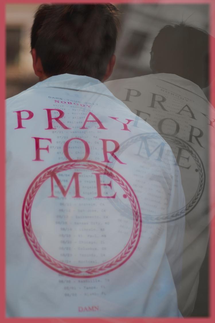 pray - fight world, King Kenny  - relentlessvision | ello