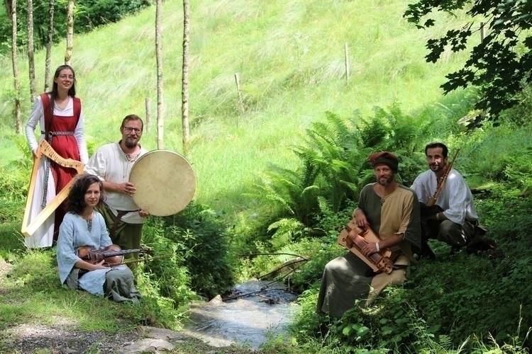 Medieval Music Joculatores Prim - dertraum | ello
