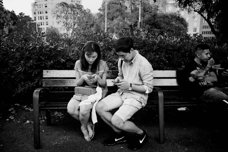 Love interaction - blackandwhite - amapp | ello