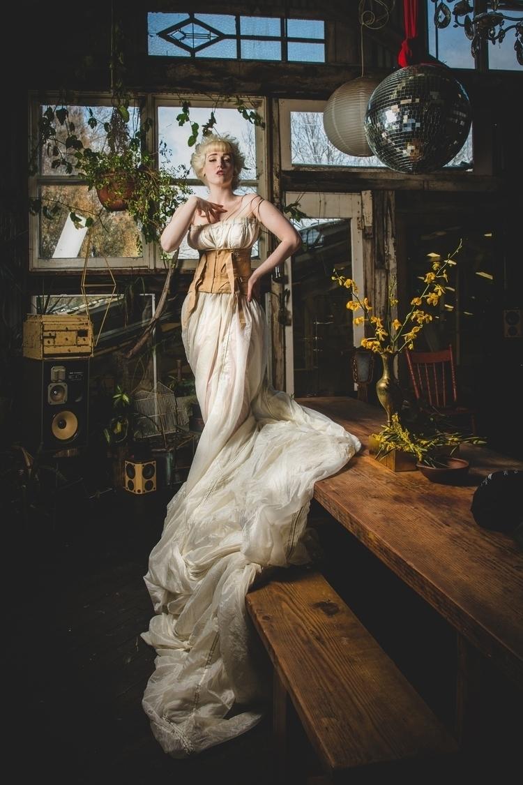 Lady Medusa Photographer: Melis - melissakatherine | ello