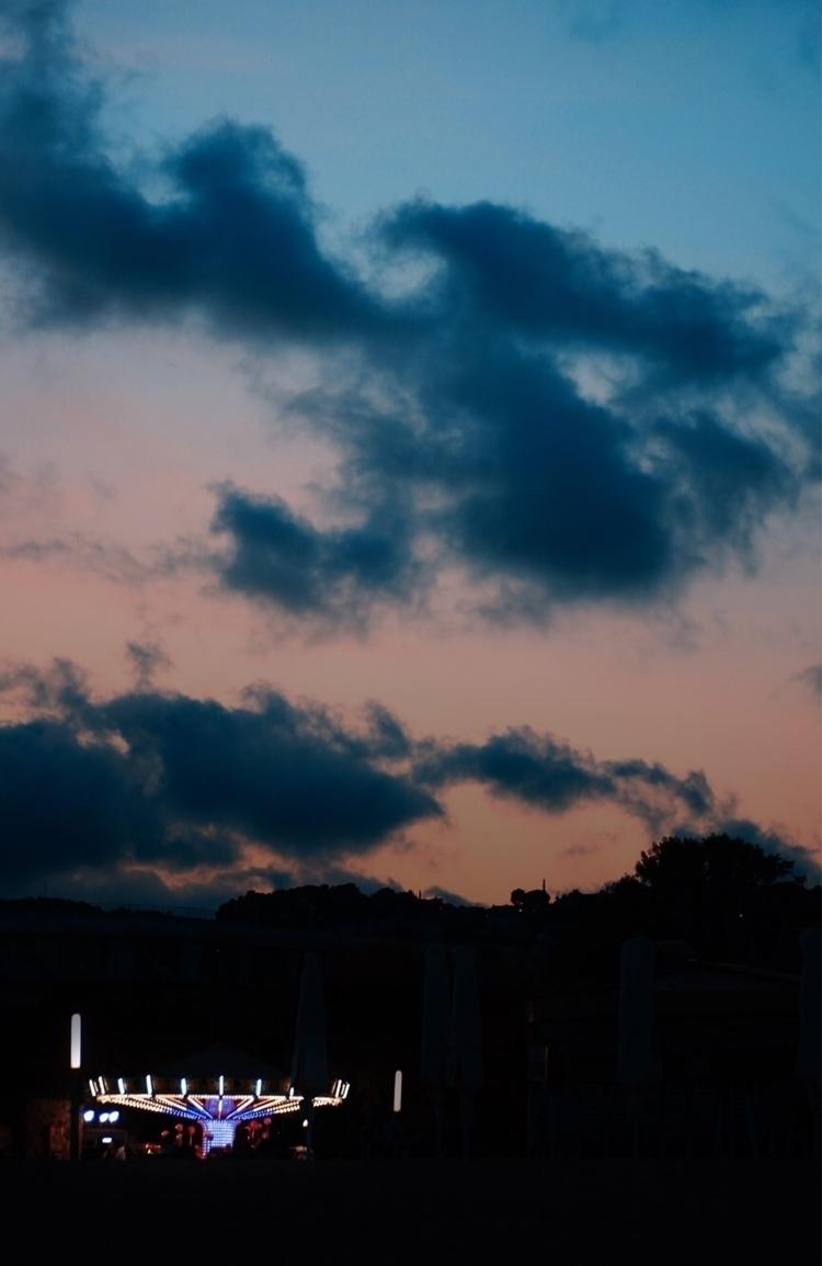 Nice sunset tossa de mar - barcelona - hector_artist | ello