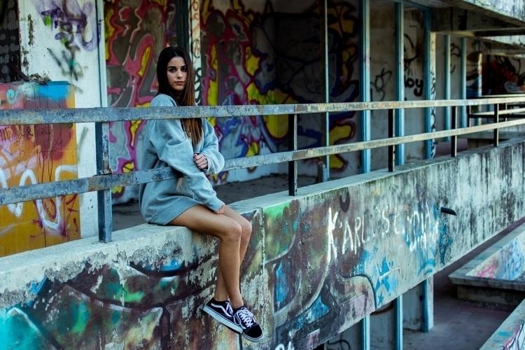 Mod: PauLa Ph: Dani Cantero  - abandoned - _danicantero_ | ello