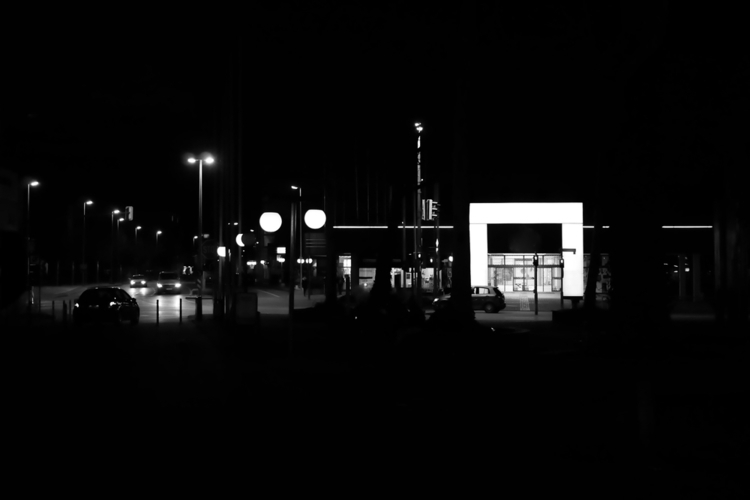 Portal - photography, street, night - marcushammerschmitt | ello