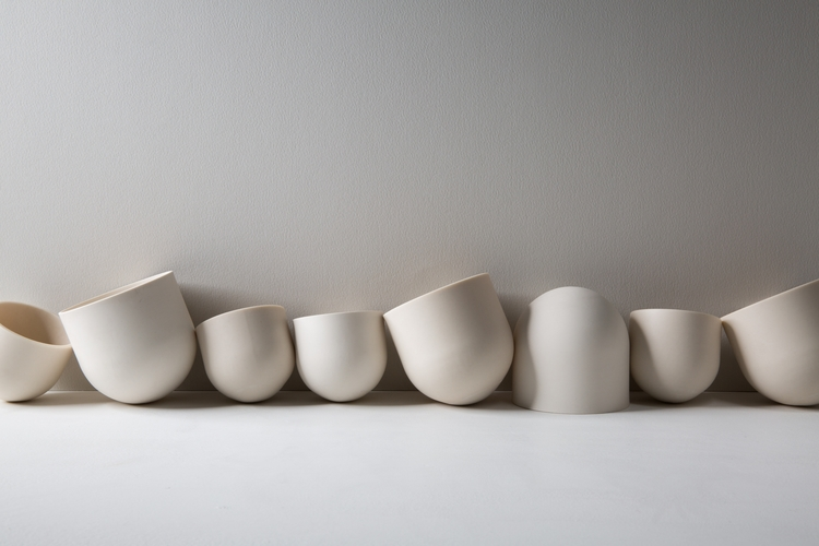 'Crucible' cups, 2018 - scttcrawford | ello