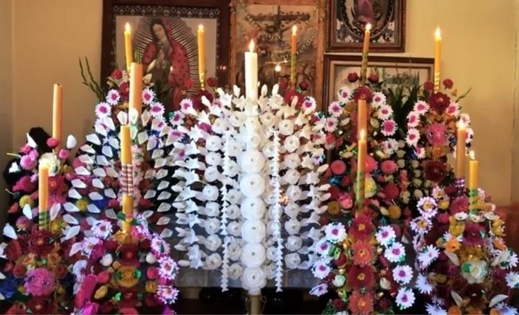 Tradicional, velas de concha - Oaxaca - gabriell | ello