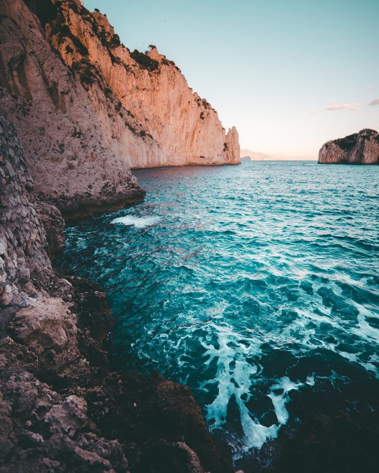 Capri Coast - domvisuals | ello
