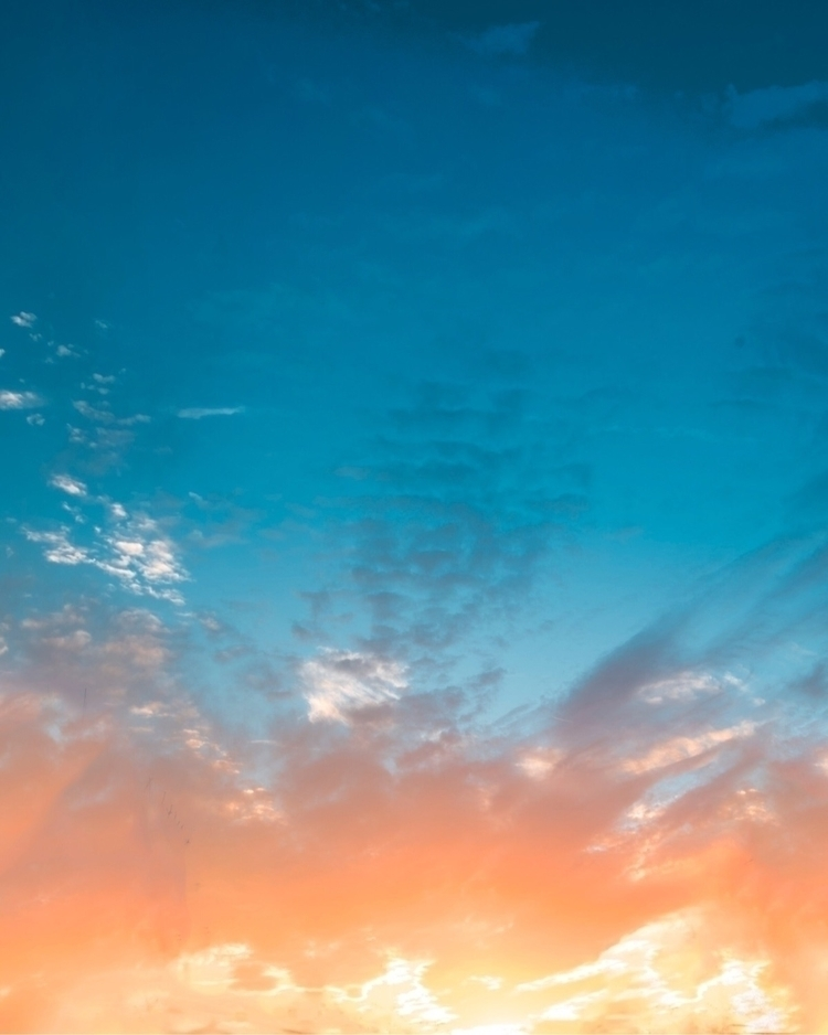 Sunset - clouds, sky, photography - laurenannphotography | ello