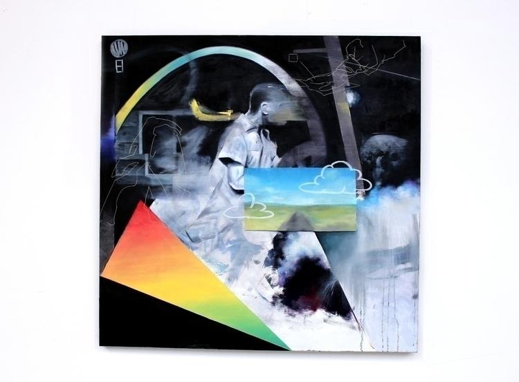 untitled oil canvas - art, painting - jlanthony | ello