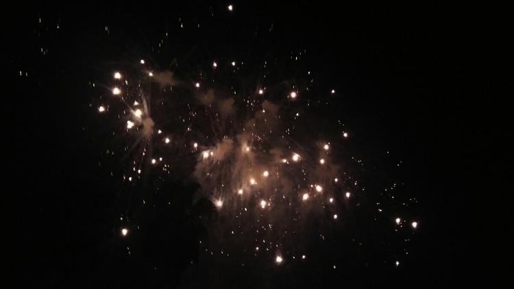 Fireworks constellations - fireworks - lune_ | ello