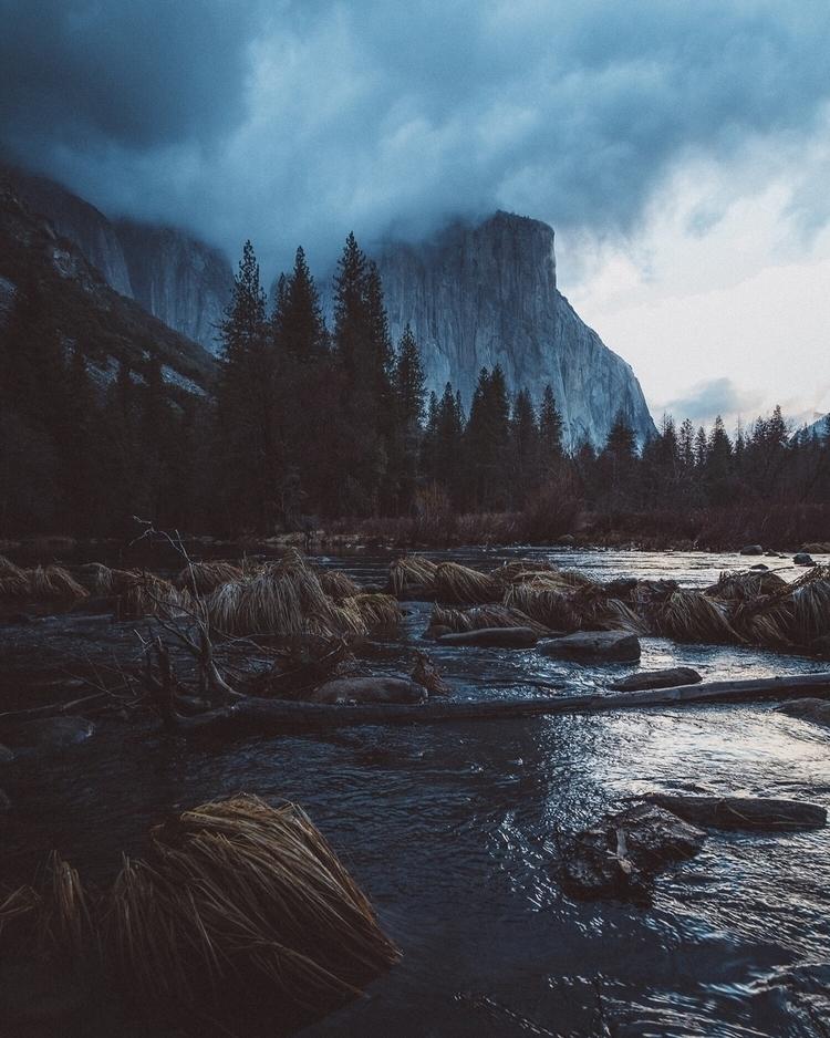 Yosemite storms - joeymaclennan | ello