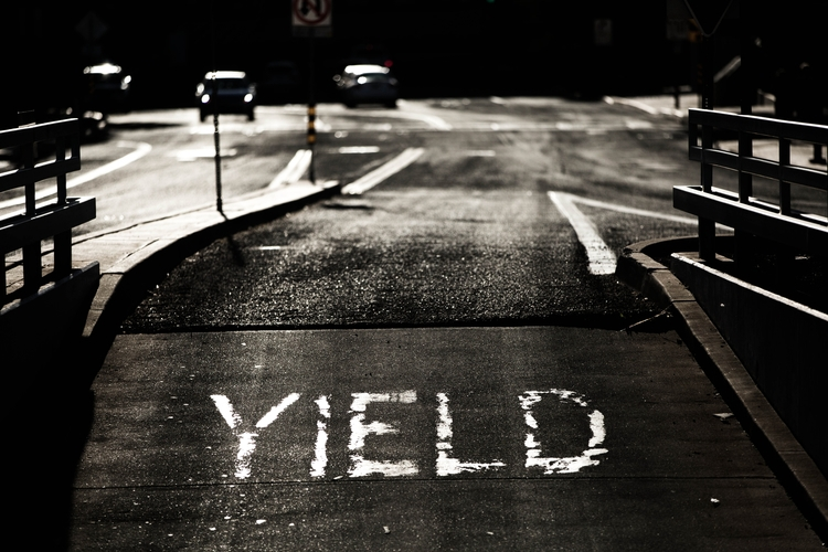 Yield - canon, tucson, night, psychogeography - cle23 | ello