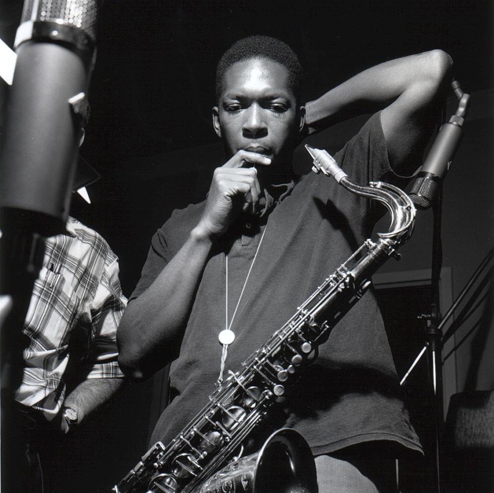 JOHN COLTRANE Jazz Saxophonist  - rlegacy | ello