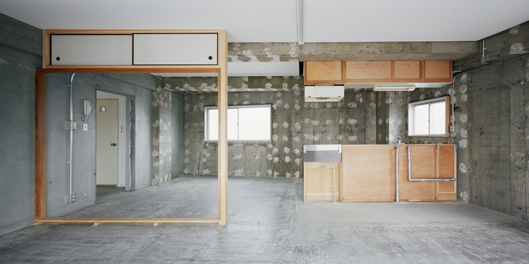 Sayama Flat Schemata Architects - thetreemag | ello