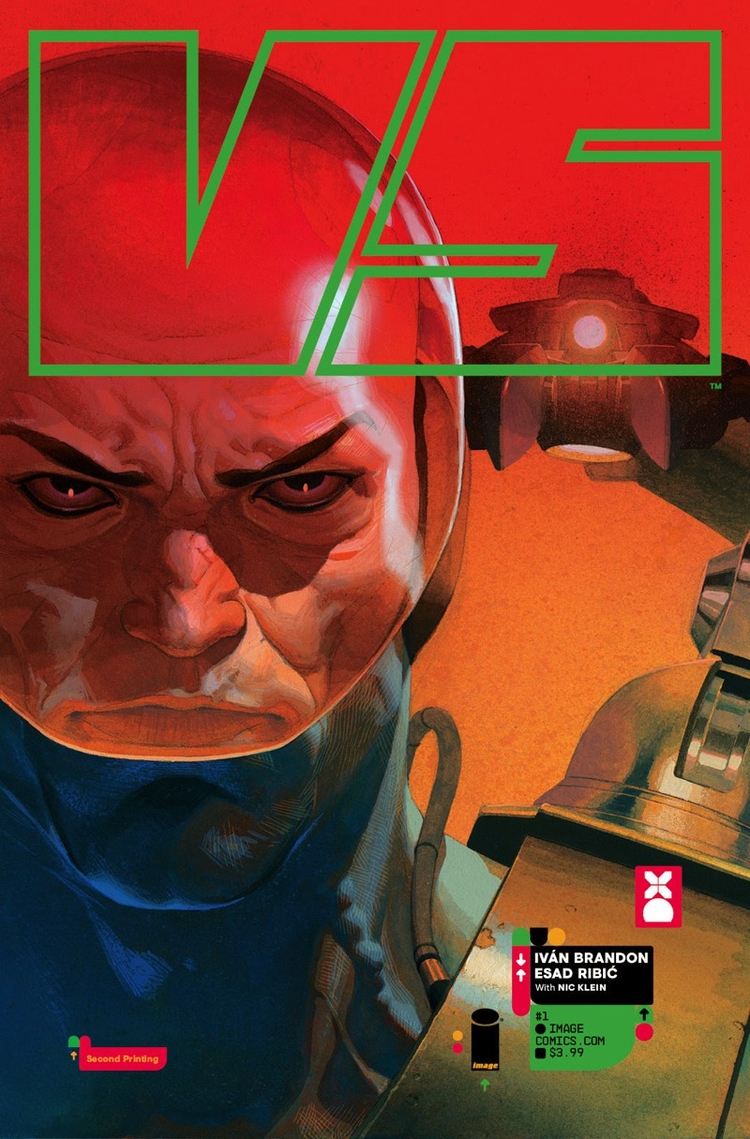 Debut Issue Rushed Print war ul - comicbuzz | ello
