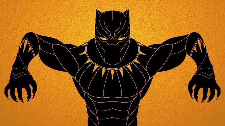 black superhero - blackhistorymonth - mariosupa | ello
