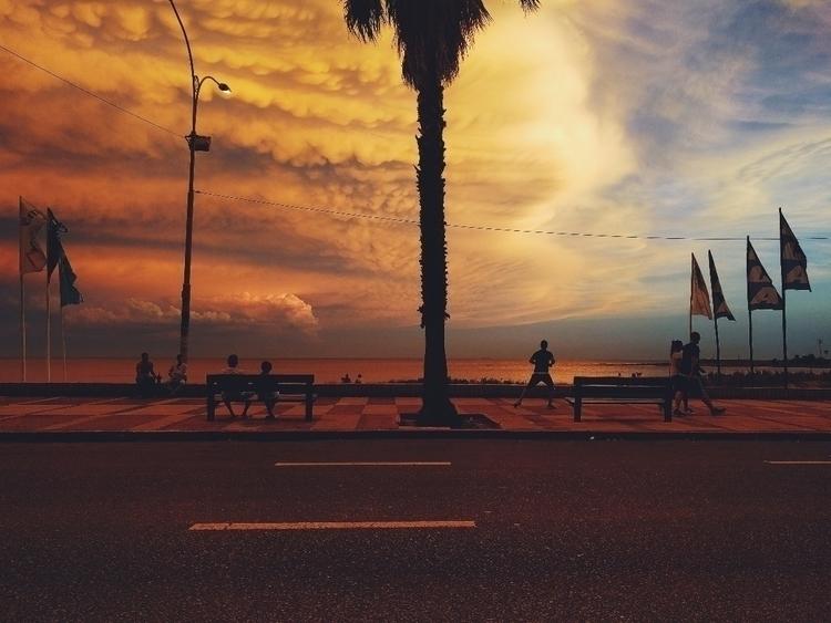 Urban Sunset (Atardecer urbano - fedodes | ello