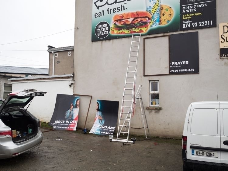 Advert resurrection. Buncrana,  - mrulster | ello