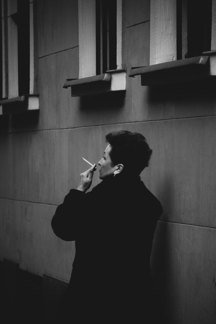 smoking kills - photography, art - blkksknheadshots | ello