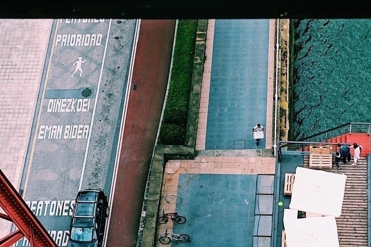bridge •Vizcaya Bridge •Photogr - isabelmoraleda   ello