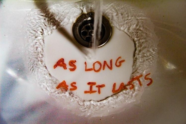 long lasts  - love,, instagood, - elgatoastronauta | ello