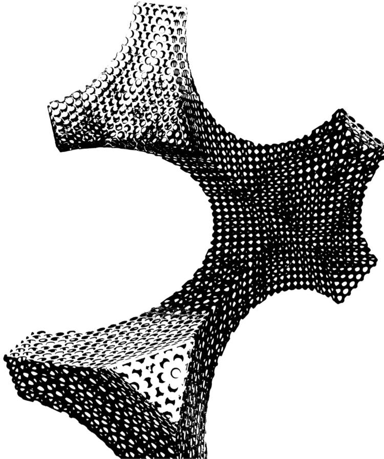 Holes •Sculpture: COAM, Madrid  - isabelmoraleda | ello