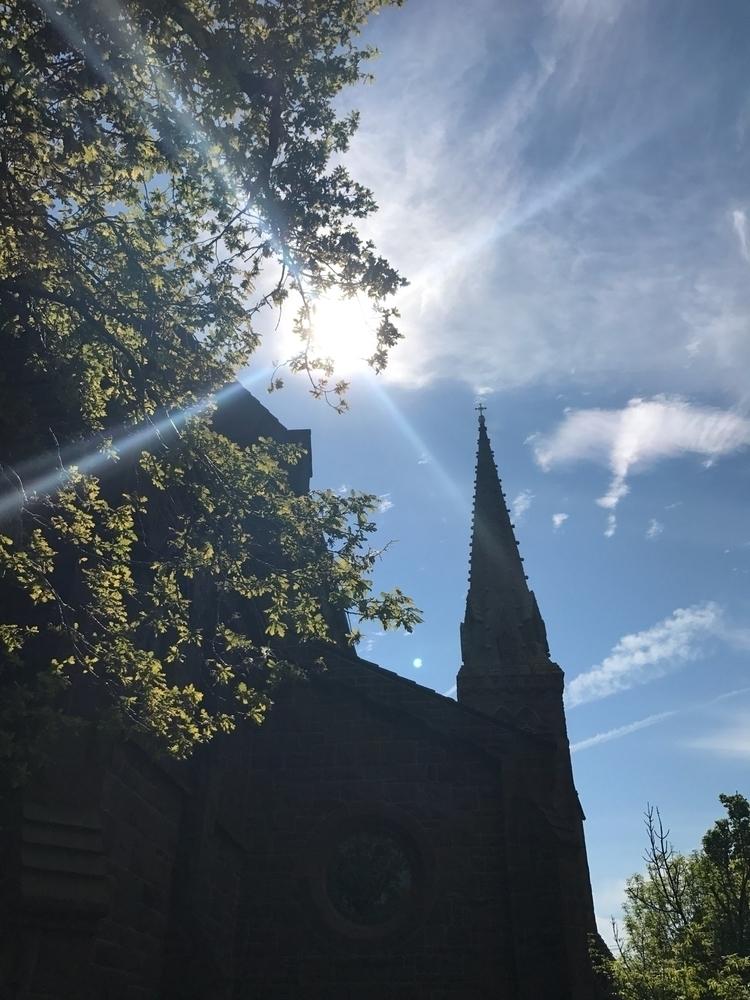 Choose Religion - church, god, sun - mr_saul | ello