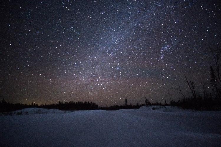 stars, milkyway, astro, astrophotography - peyton_arnold | ello