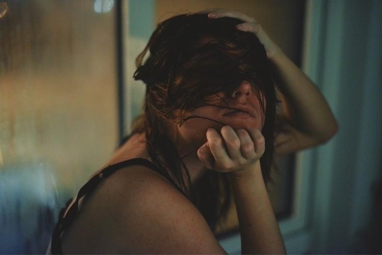 "Scream"" Model: Personal photogr - rosesonfilm   ello"