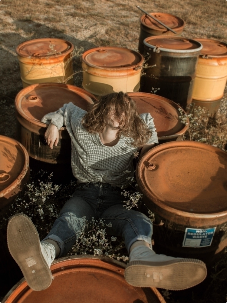 Toxic Waste Photographer - ellerycelery | ello