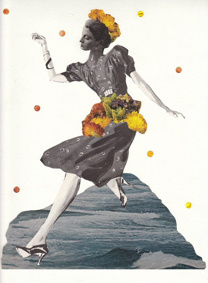 Dancing Queen Collage created J - jeanneteolis | ello