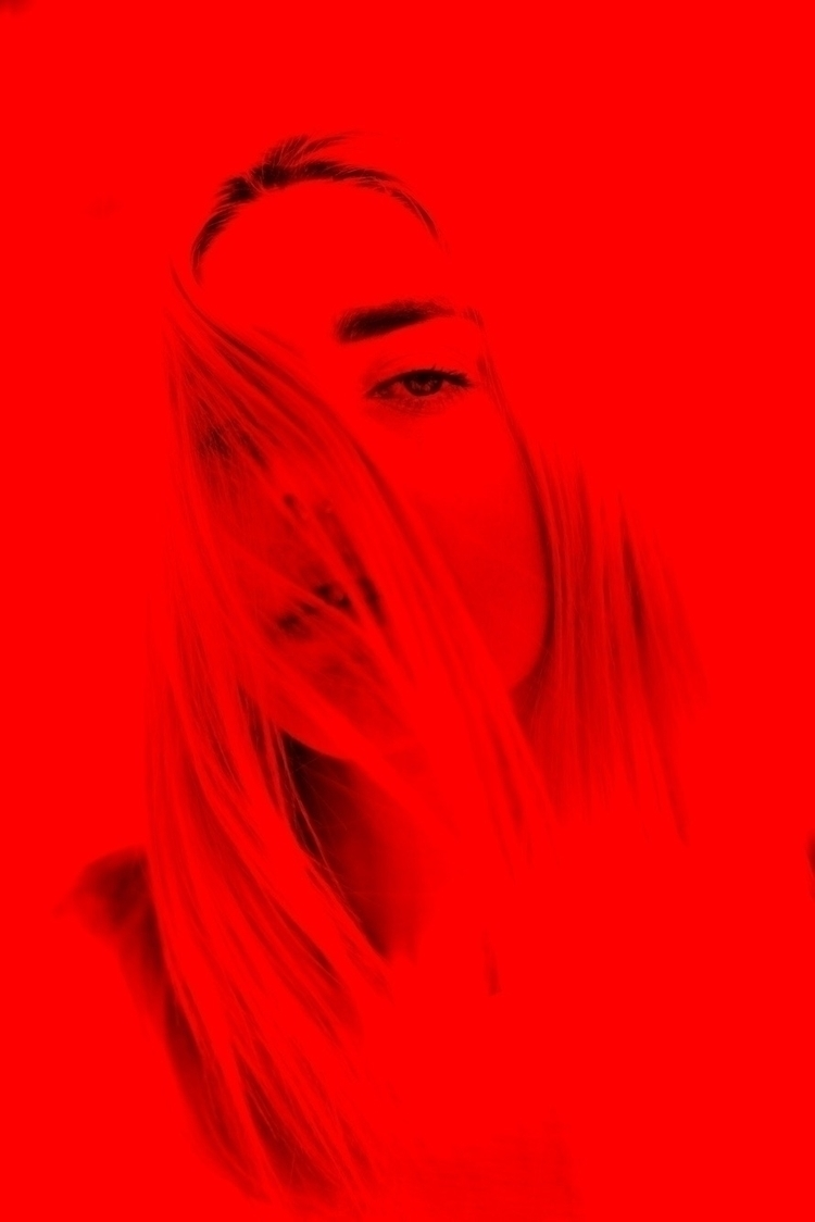 Red. Photo Submitted Format Mag - twoaliensouls | ello