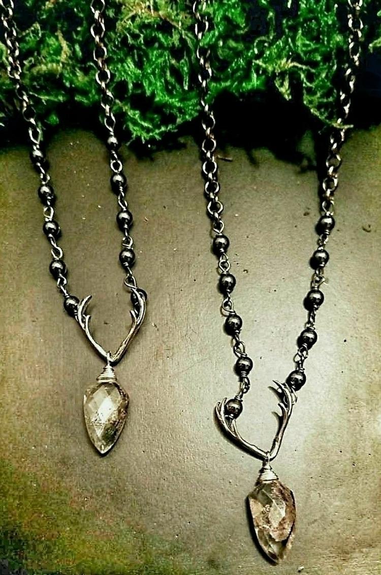 lolafaejewelry, necklaces, lodolite - lolafaejewelry | ello