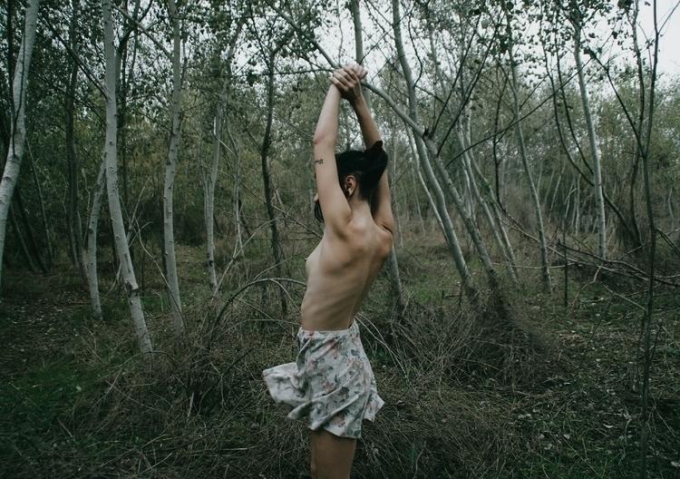 photography, nature, women - tragedyfilms   ello